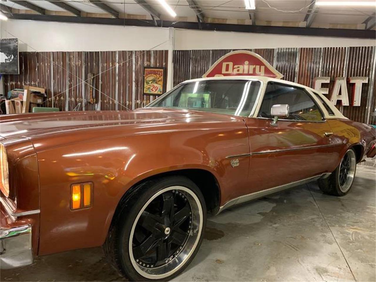 Large Picture of '74 Chevrolet Malibu Classic located in Redmond Oregon - $6,500.00 - PJDU