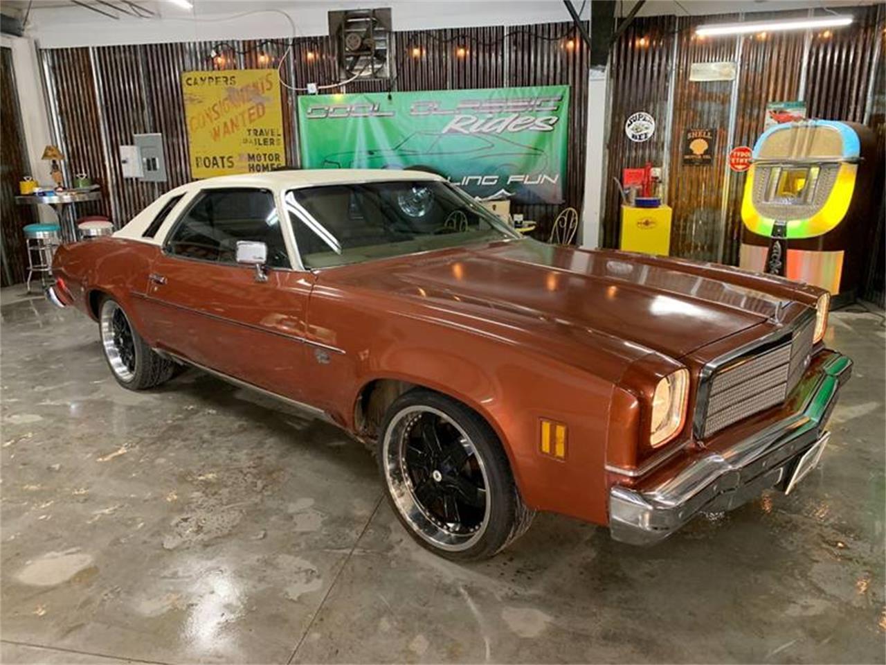 Large Picture of 1974 Chevrolet Malibu Classic located in Oregon - PJDU
