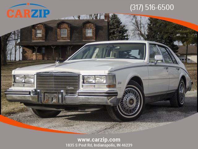 Picture of '85 Cadillac Seville - PJEK