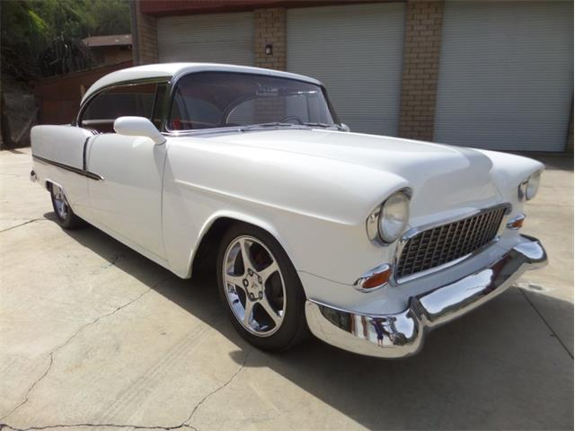 1955 Chevrolet Bel Air For Sale On Classiccars