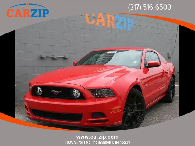Picture of '13 Mustang located in Indianapolis Indiana Offered by  - PJEO