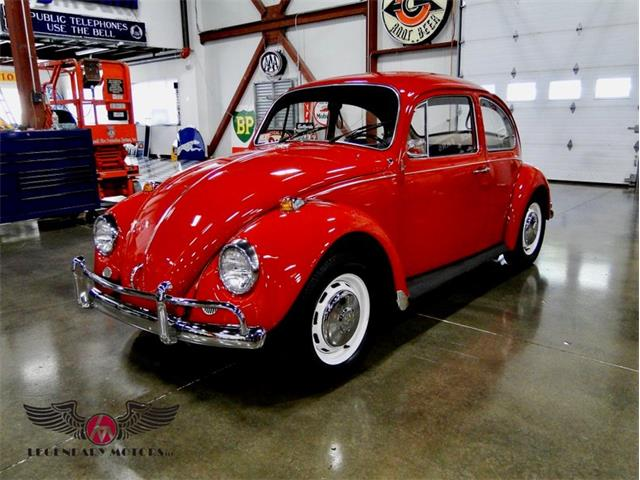 Picture of 1967 Beetle located in Beverly Massachusetts - $22,800.00 - PJEX