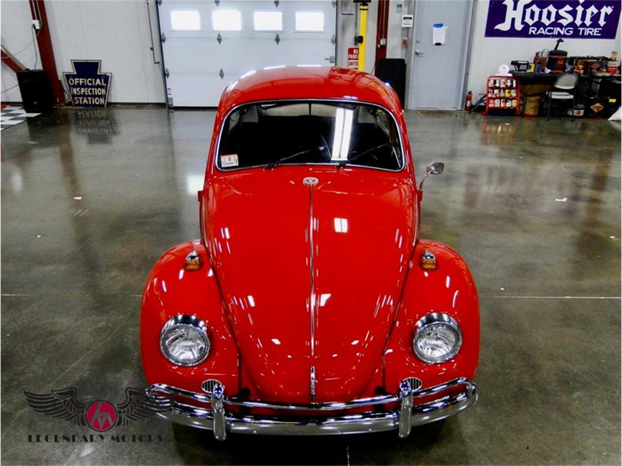 Large Picture of '67 Beetle - PJEX