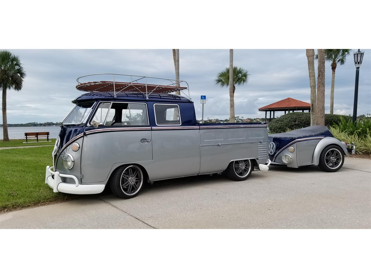 Large Picture of Classic 1963 Double Cab - $68,000.00 - PJFH
