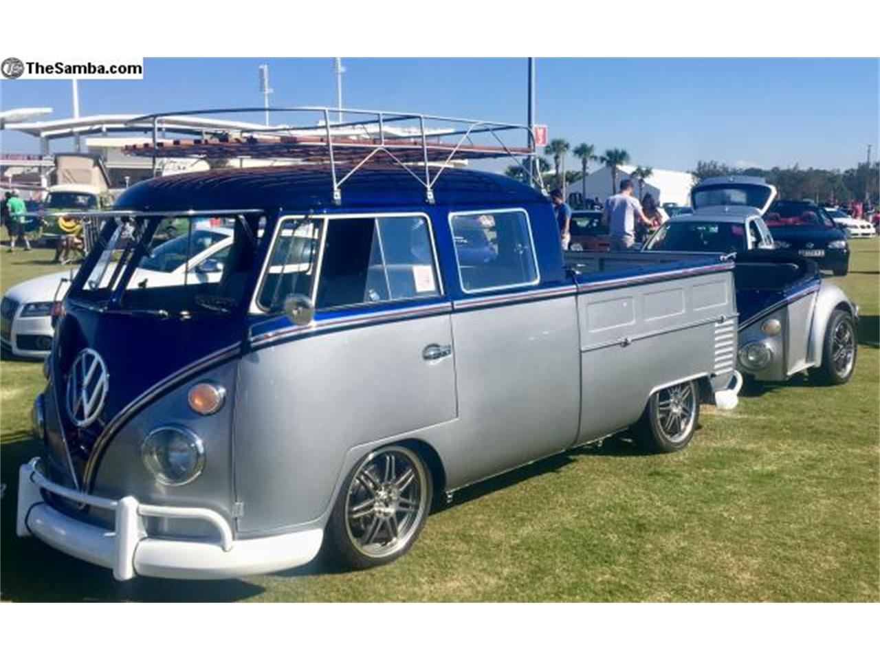 Large Picture of '63 Double Cab - $68,000.00 Offered by a Private Seller - PJFH