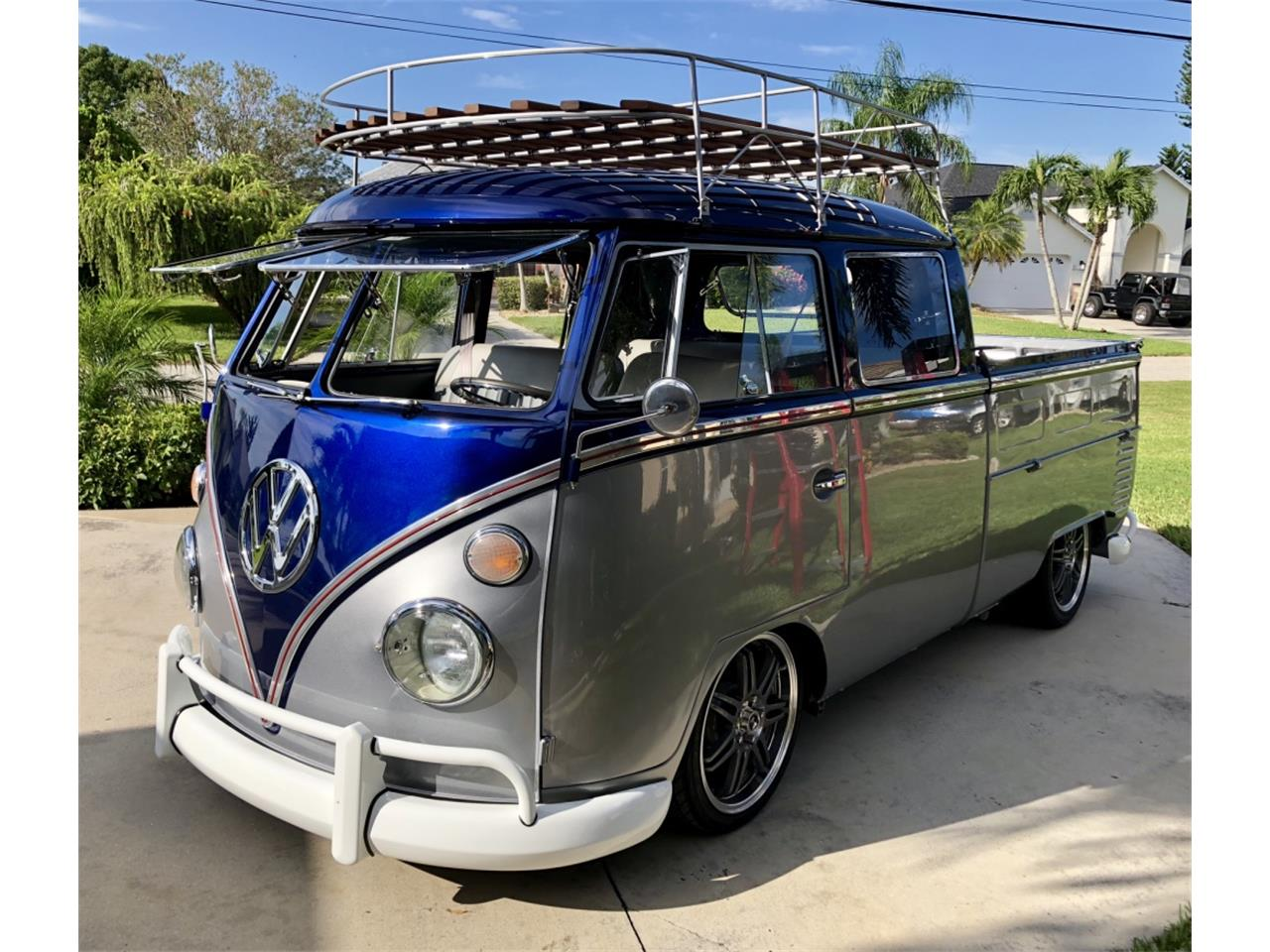 Large Picture of '63 Double Cab Offered by a Private Seller - PJFH