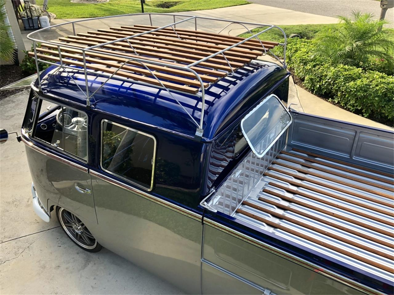 Large Picture of Classic '63 Double Cab located in Ormond Beach Florida - PJFH