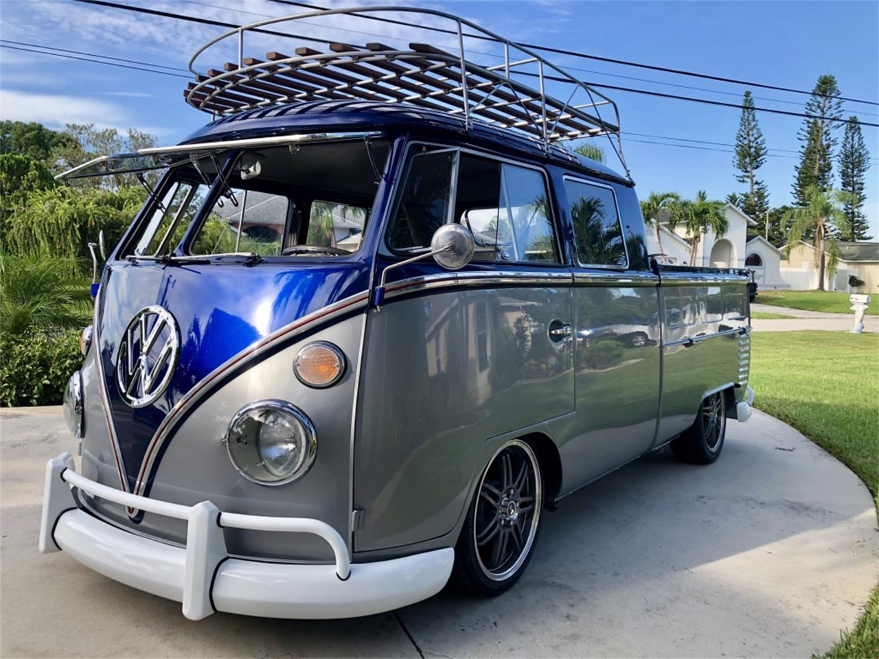 Large Picture of 1963 Volkswagen Double Cab - $68,000.00 - PJFH