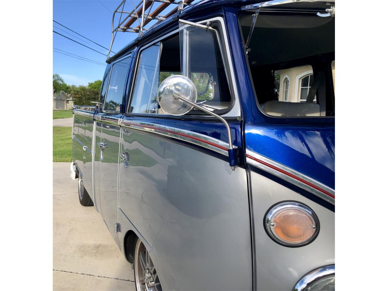 Large Picture of '63 Volkswagen Double Cab located in Ormond Beach Florida - $68,000.00 Offered by a Private Seller - PJFH