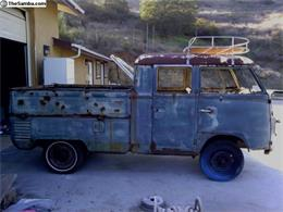 Picture of 1963 Volkswagen Double Cab located in Ormond Beach Florida Offered by a Private Seller - PJFH