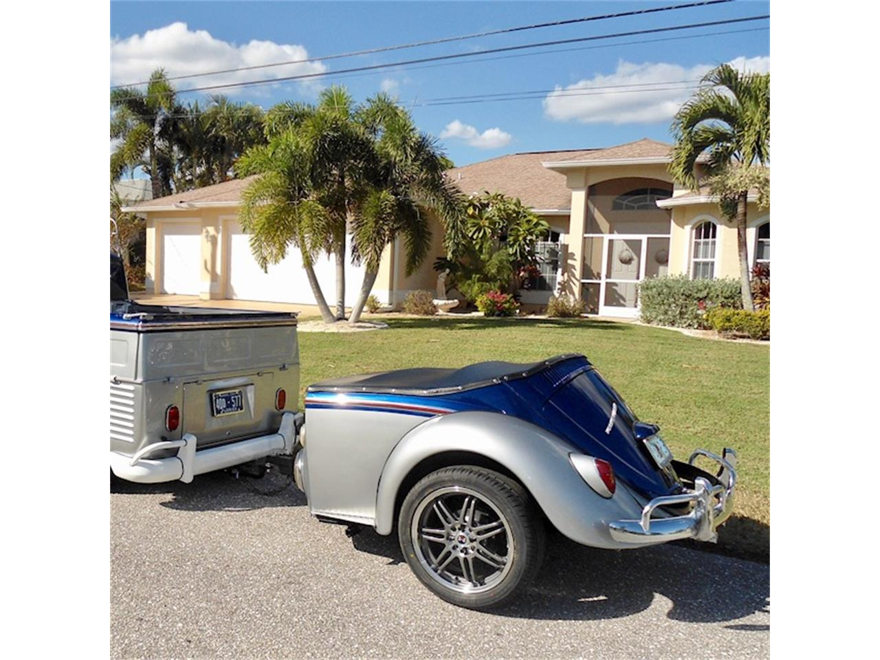 Large Picture of Classic 1963 Volkswagen Double Cab Offered by a Private Seller - PJFH