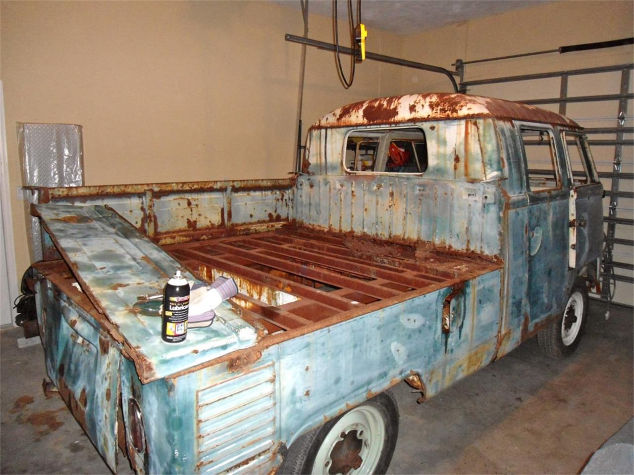 Large Picture of Classic '63 Volkswagen Double Cab - PJFH