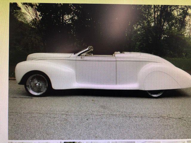 Picture of Classic '39 Lincoln Zephyr located in Boca Raton Florida - $59,000.00 Offered by  - PJFU