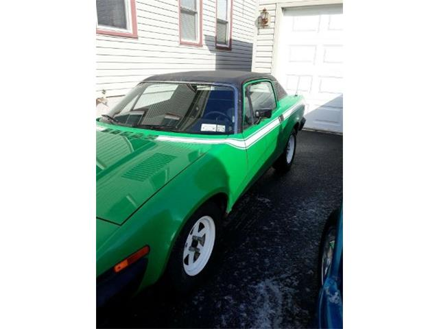Picture of '76 TR7 - PI80