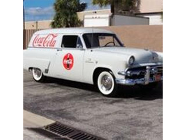 Picture of 1954 Ford Delivery located in Florida - $31,500.00 - PJGE