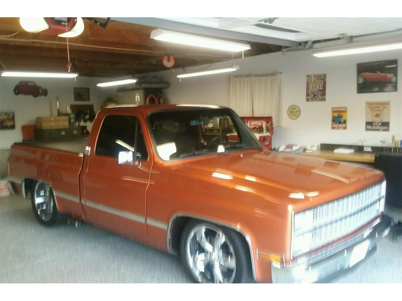 Large Picture of '81 C10 - PJGH
