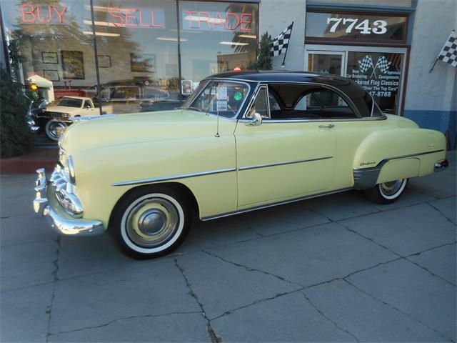 1950 to 1952 Chevrolet Deluxe for Sale on ClassicCars.com