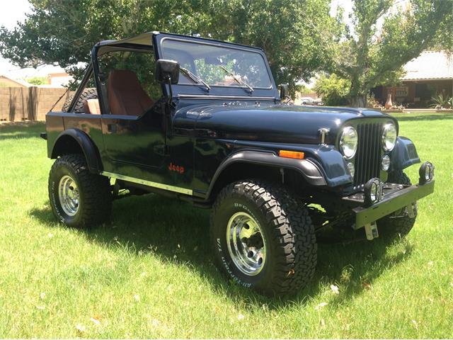 Picture of 1984 Jeep CJ7 - PJGJ