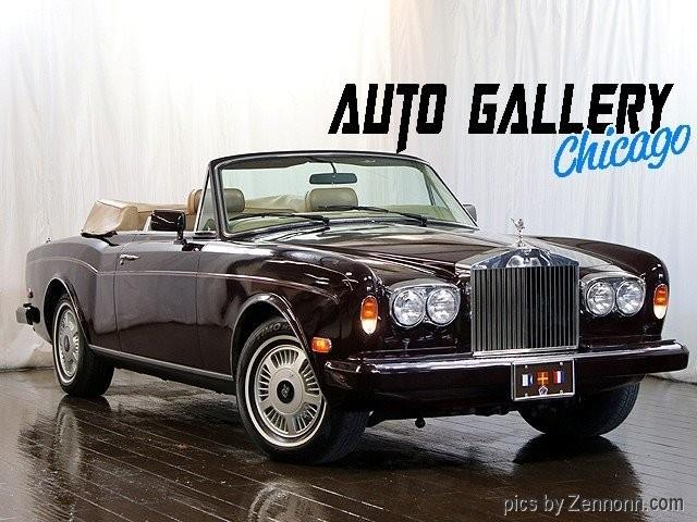 Picture of '86 Rolls-Royce Corniche II Offered by  - PIC4
