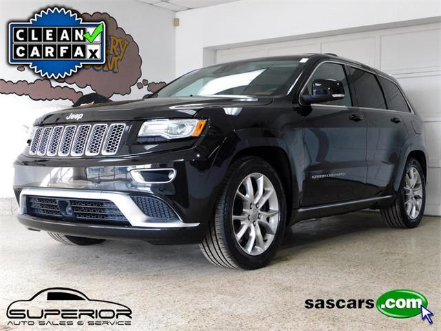 Picture of '16 Grand Cherokee - PJHY