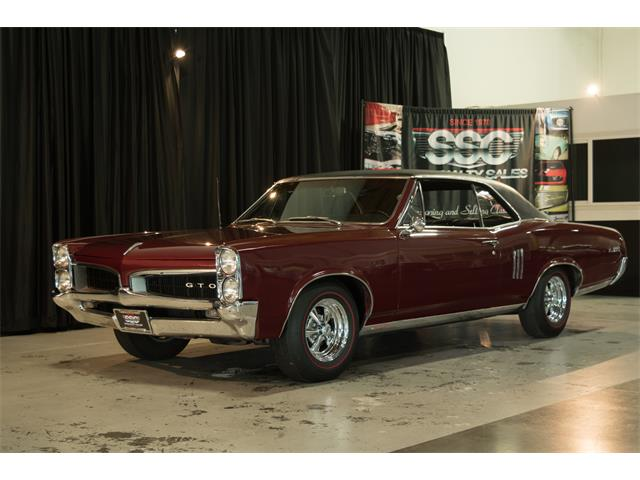 Picture of '67 Pontiac LeMans located in California - $16,990.00 Offered by  - PJI9