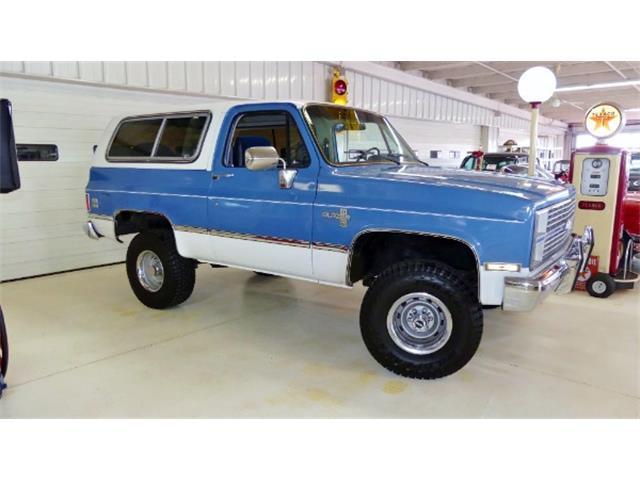 Picture of 1984 Chevrolet Blazer located in Ohio - PICA