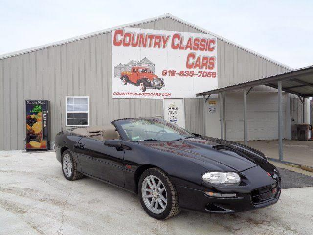 Picture of 2002 Camaro Offered by  - PJJ1