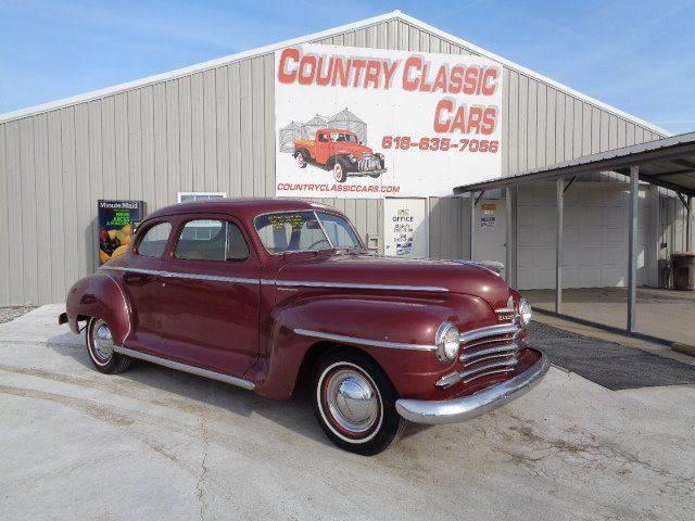 Picture of '48 Plymouth Deluxe - $13,850.00 Offered by  - PJJ3