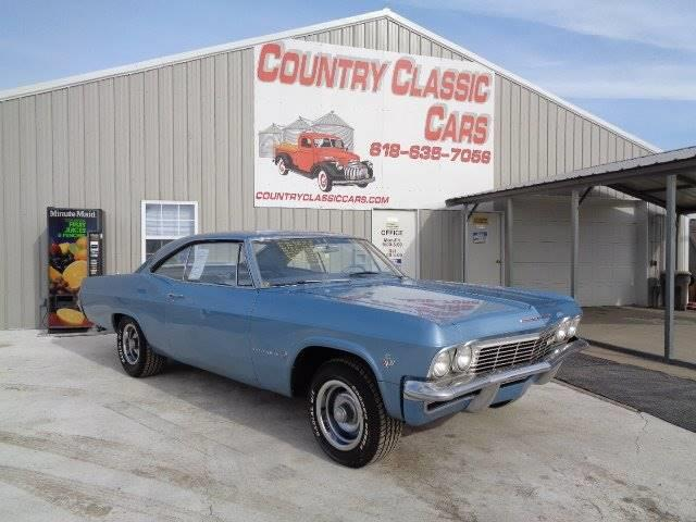 Picture of '65 Chevrolet Impala - $16,850.00 - PJJ4