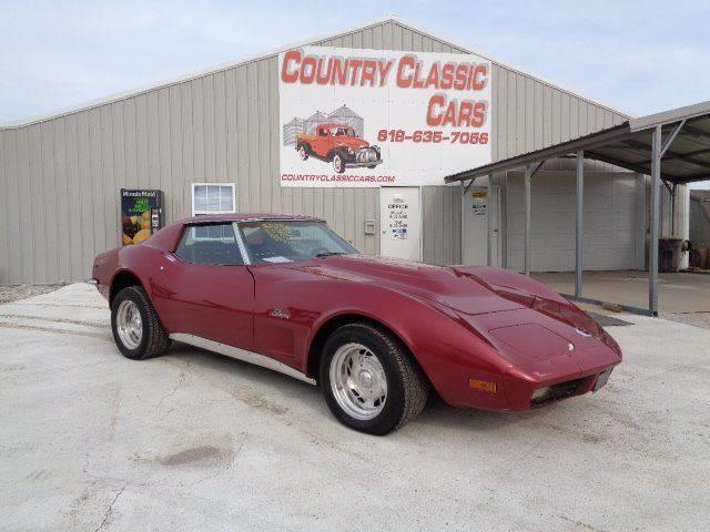 Picture of 1973 Corvette - $12,750.00 - PJJ6