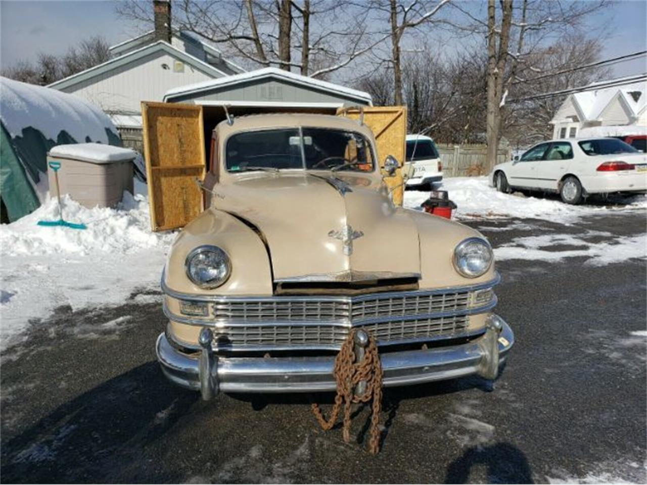 Large Picture of '47 Town & Country located in Cadillac Michigan - $28,995.00 Offered by Classic Car Deals - PJJB