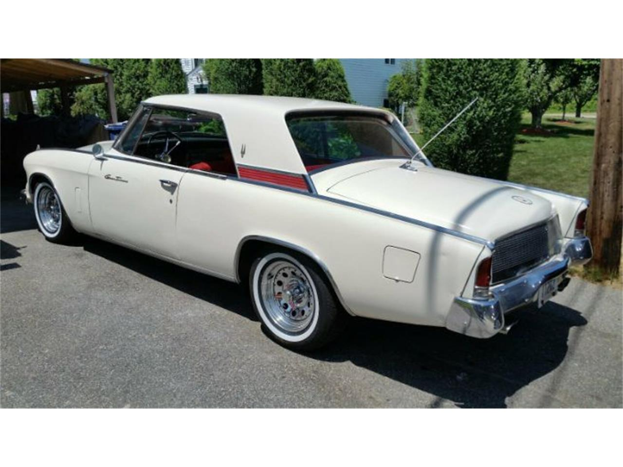 Large Picture of Classic 1962 Studebaker Gran Turismo Offered by Classic Car Deals - PJJT