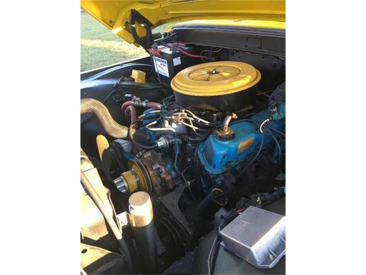 Large Picture of '63 F100 - PJL2