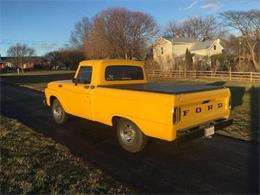 Picture of '63 F100 - PJL2