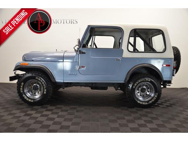 Picture of 1976 Jeep CJ7 located in North Carolina Offered by  - PJLD