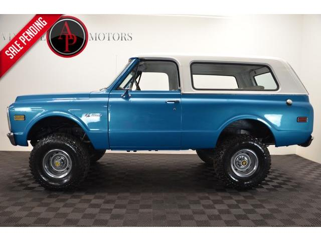 Classic Chevrolet Blazer For Sale On Classiccars