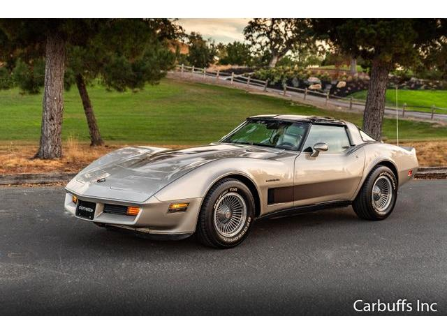 Picture of '82 Chevrolet Corvette Offered by  - PICL
