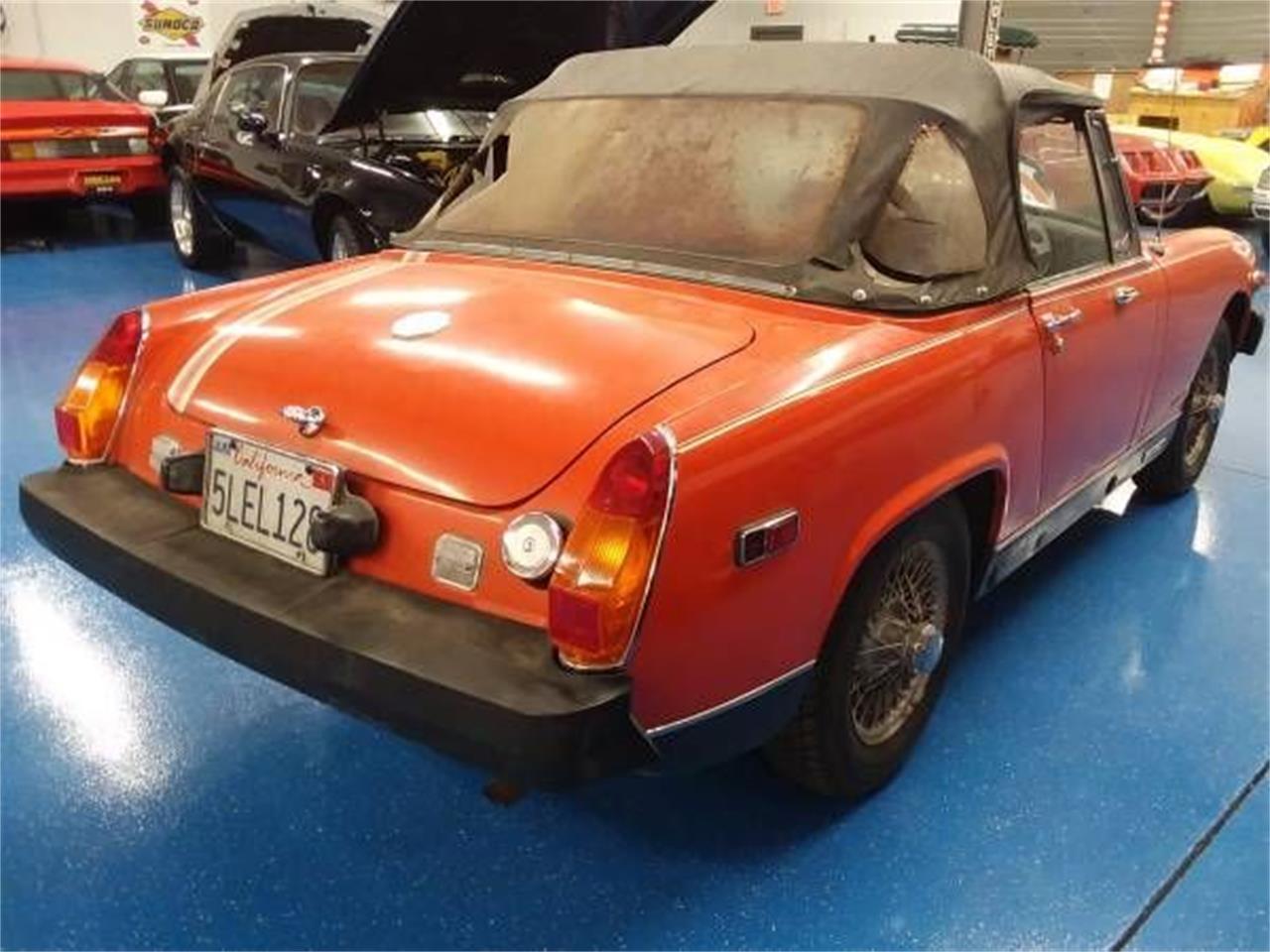 Large Picture of '78 Midget - PJM0