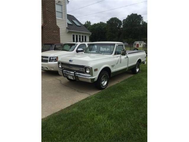 Picture of '69 Pickup - PJMI