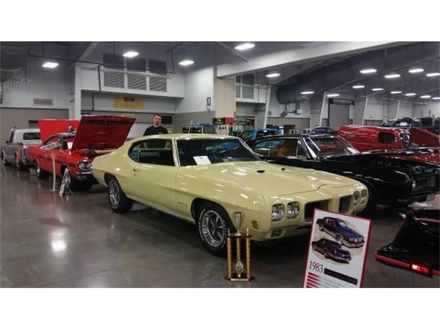Picture of '70 GTO located in Cadillac Michigan - PJMP