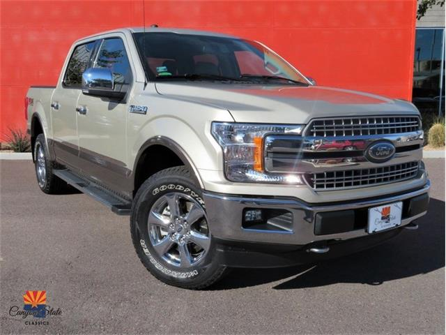 Picture of '18 F150 located in Tempe Arizona Offered by  - PJN9