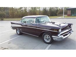 Picture of Classic '57 Chevrolet Bel Air Offered by Eric's Muscle Cars - PJNK