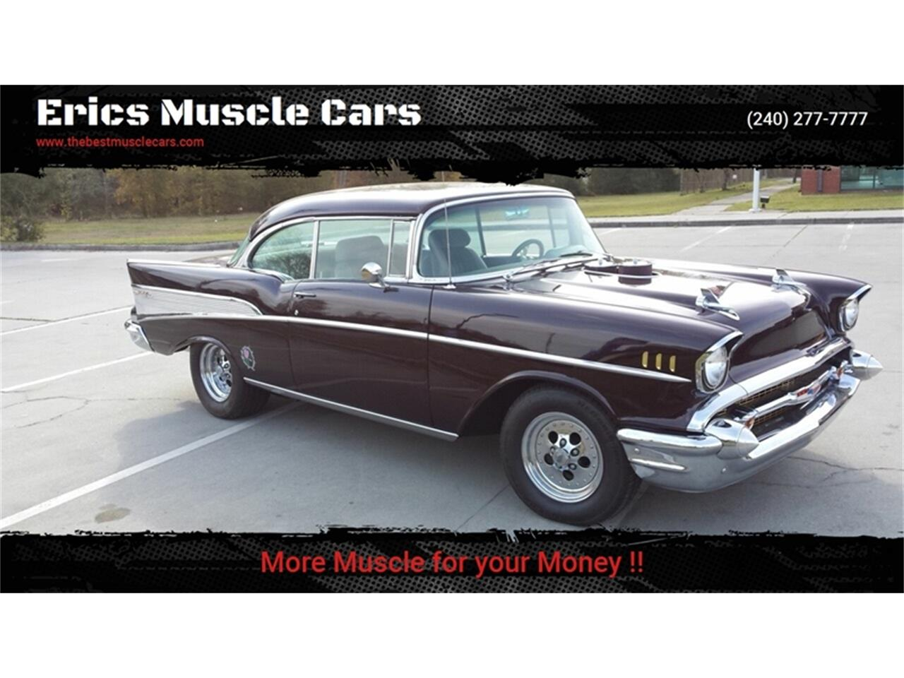 Large Picture of '57 Bel Air - $35,900.00 - PJNK