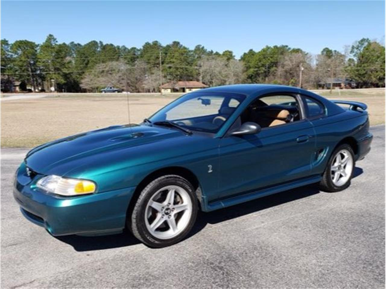 Large Picture of 1997 Ford Mustang - PJNP