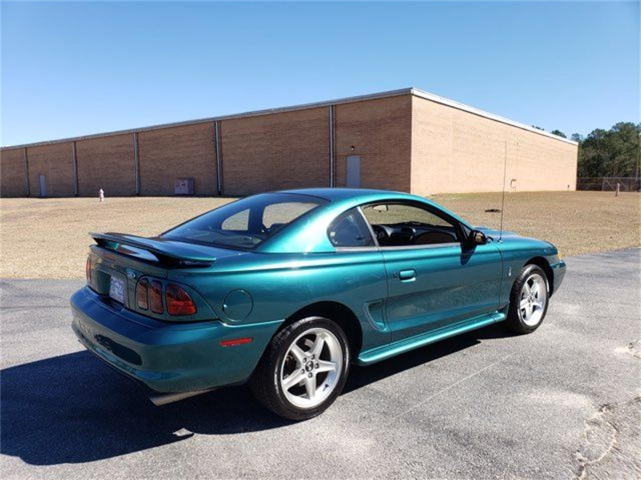 Large Picture of 1997 Mustang located in Hope Mills North Carolina - PJNP