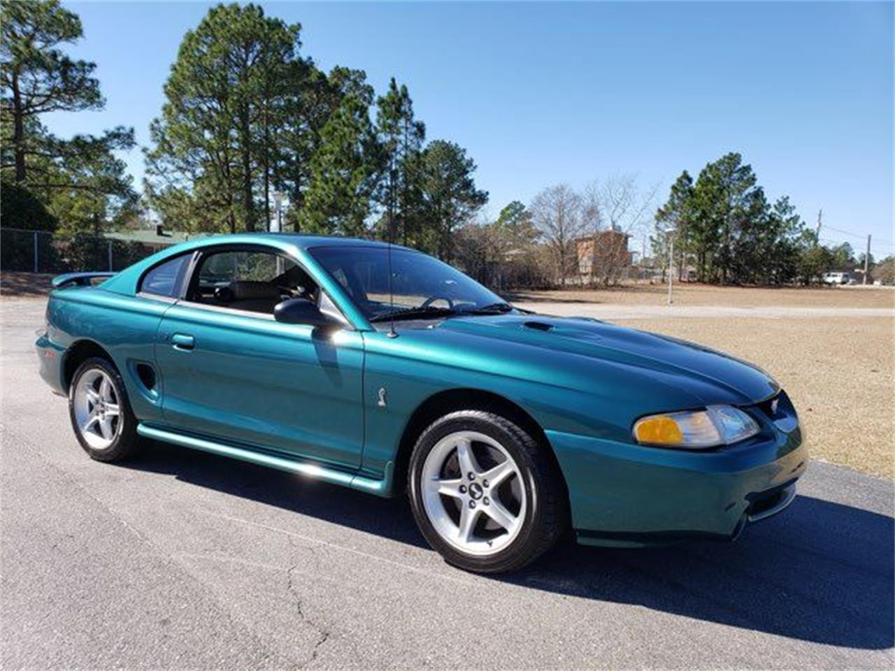 Large Picture of '97 Ford Mustang Offered by I-95 Muscle - PJNP