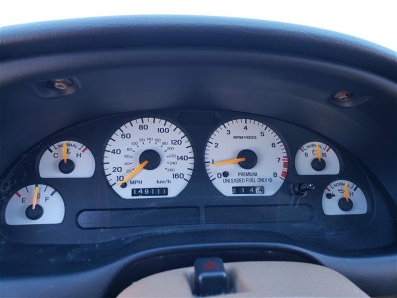Large Picture of 1997 Ford Mustang located in Hope Mills North Carolina - $7,995.00 Offered by I-95 Muscle - PJNP