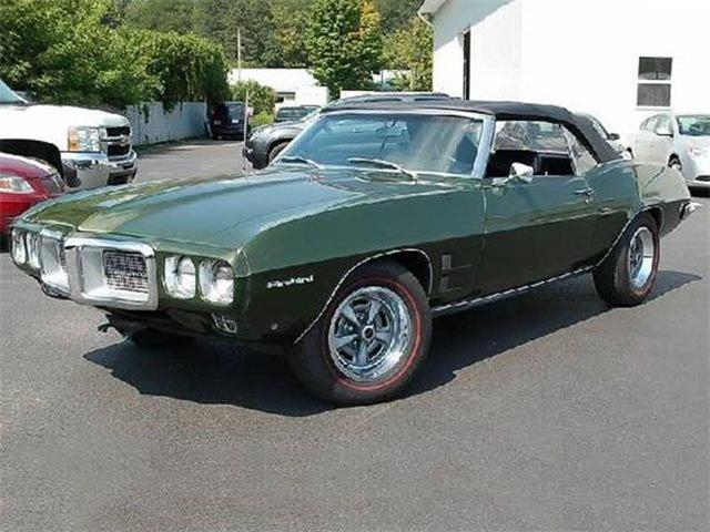 Picture of '69 Firebird - PICS