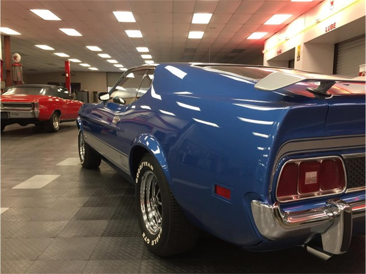 Large Picture of '73 Mustang - PJNS