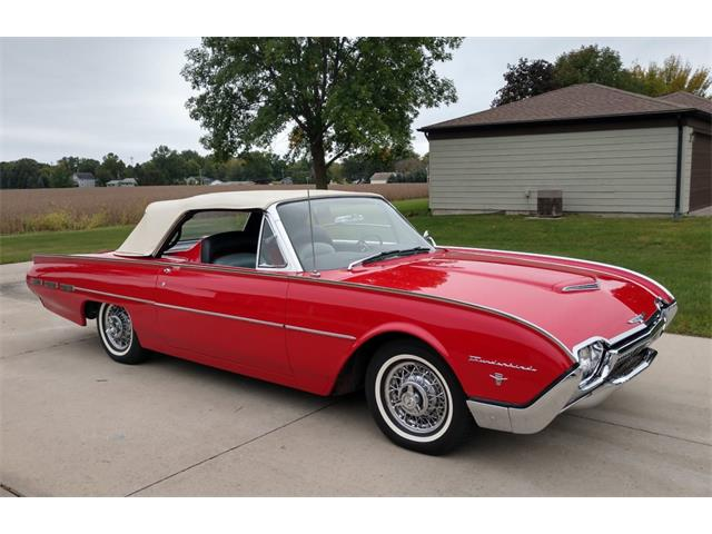 Picture of 1962 Ford Thunderbird - PJO3